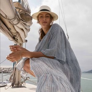 NWT Nordstrom Panama Hat Mother's Day New